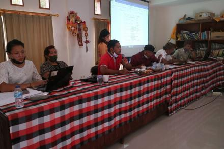 Loka karya Desa II : Penyusunan RPJM Desa Madenan 2020-2025