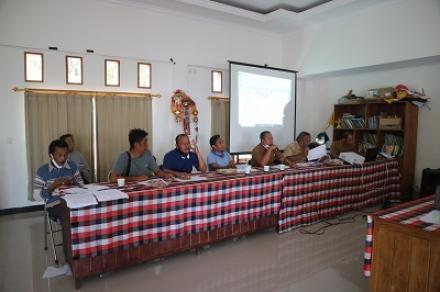 Loka karya Desa III : Penyusunan RPJM Desa Madenan 2020-2025